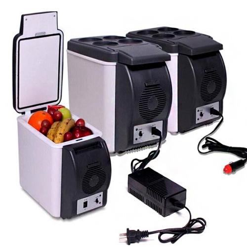 خرید اینترنتی یخچال فندکی ماشین 6 لیتری