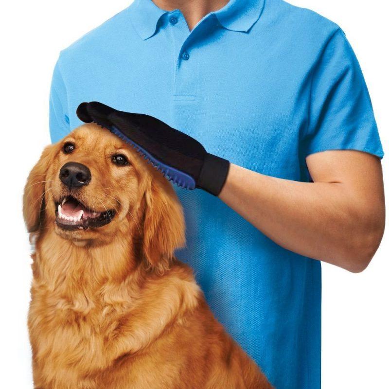 دستکش سیلیکونی لمس حیوانات خانگی