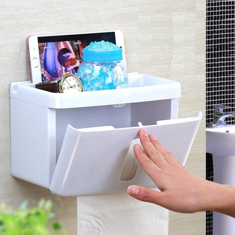 خرید ارزان باکس رول حمام