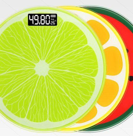 ترازوی دیجیتال طرح میوه
