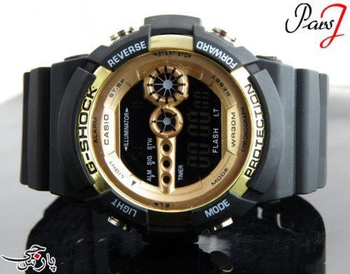 خرید ساعت مچی مردانه جی شاک G-SHOCK تک زمانه