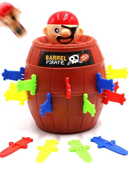 اسباب بازی بشکه دزدان دریایی