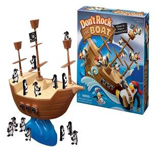 بازی تعادلی کشتی دزدان دریایی Pirate Boat