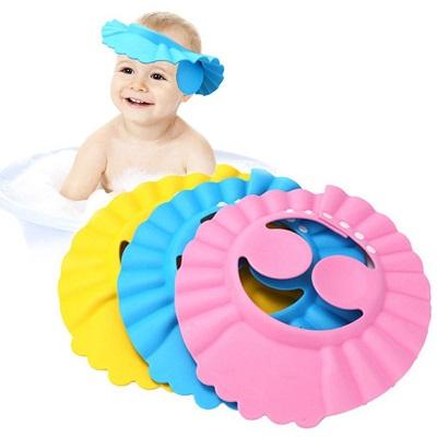 کلاه حمامی نوزاد بیبی