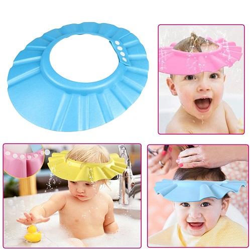 کلاه نوزاد مخصوص حمام و اصلاح مو
