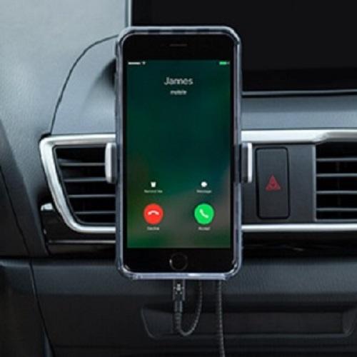 پایه نگهدارنده گوشی موبایل دریچه کولر 2عددی CARMOUNT