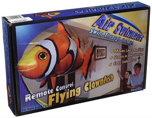 فیلم ماهی کنترلی پرنده
