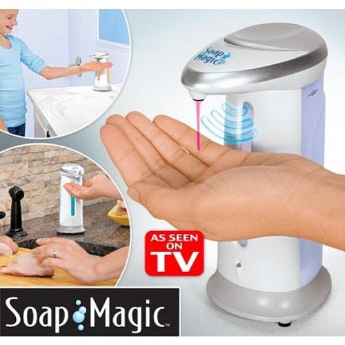 جاصابونی اتوماتیک soap magic
