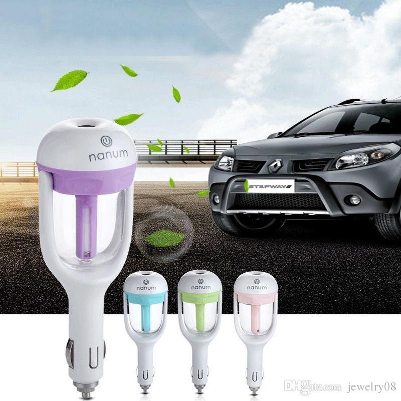 دستگاه بخور آب سرد و خوشبو کننده فندکی اتومبیل