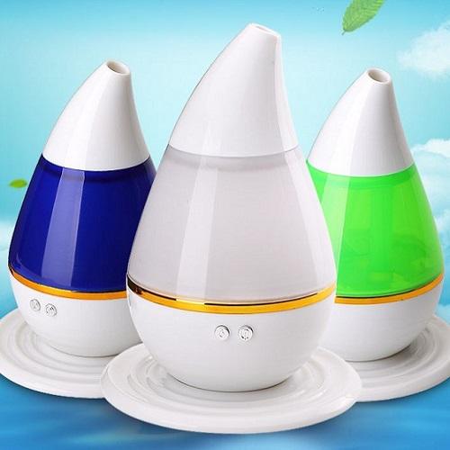 خرید اینترنتی دستگاه بخور سرد کوزه ای چراغ دار کوچک