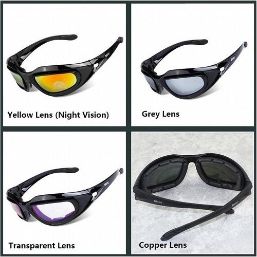 خرید ارزان عینک کوهنوردی Daisy C5