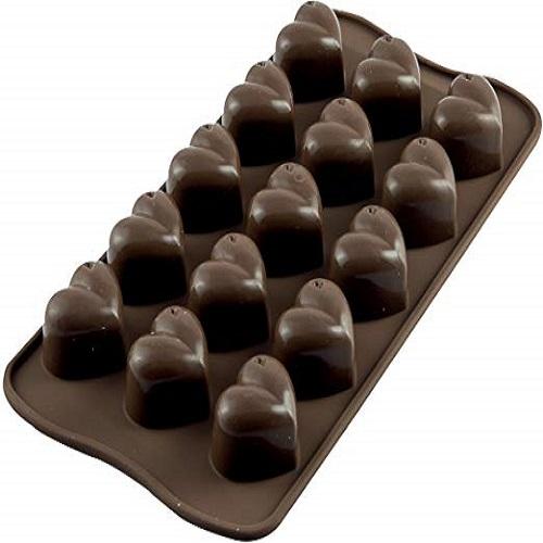 خرید اینترنتی قالب سیلیکونی شکلات