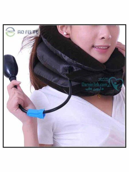 تراکشن گردن Air neck traction